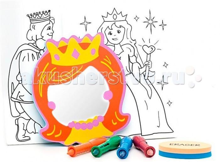 Купание малыша , Игрушки для ванны Edushape Набор для рисования в ванне Принцесса арт: 14059 -  Игрушки для ванны