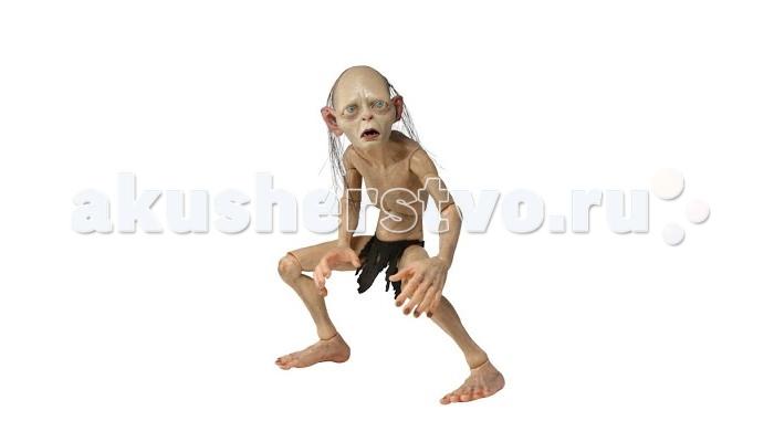 Neca Фигурка Lord Of The Rings (Властелин колец) 12 дюймов 1/4 Scale Figure SmeagolФигурка Lord Of The Rings (Властелин колец) 12 дюймов 1/4 Scale Figure SmeagolФигурка Lord Of The Rings (Властелин колец) 12 1/4 Scale Figure Gollum  Материал: Пластик  Размер: Высота: 30 см ( 12 )  Вес: 450 грамм Тип упаковки: Коробка<br>
