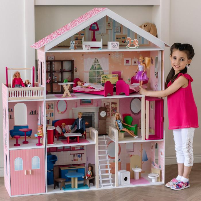 Paremo Домик для Барби Мечта