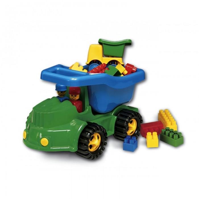 Машины Hemar Авто Джип с конструктором hemar набор для песочницы авто ptys 9 предметов