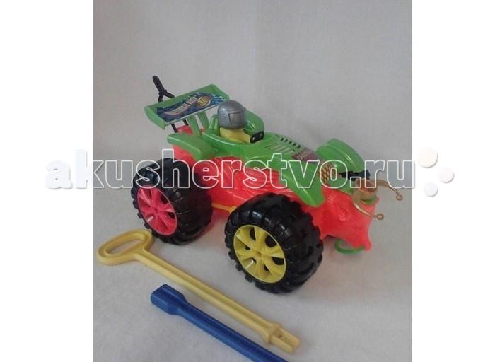 Каталка-игрушка Rabbit CRAZY BULL
