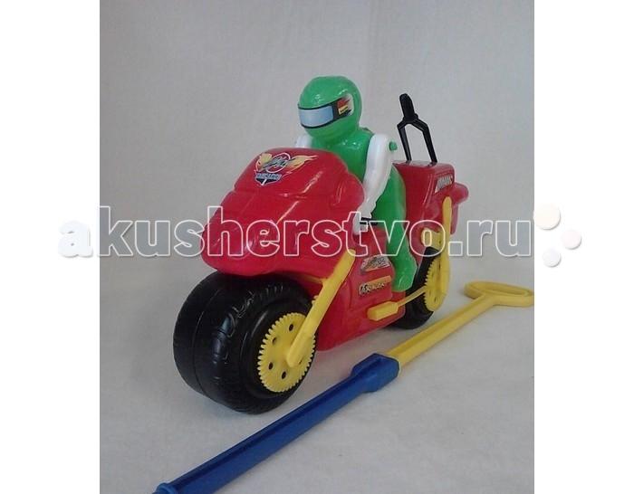 Каталка-игрушка Rabbit Мотоцикл