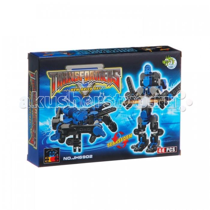 Картинка для Конструкторы Dragon Toys Страйп Трансформер JH6902 (44 элемента)