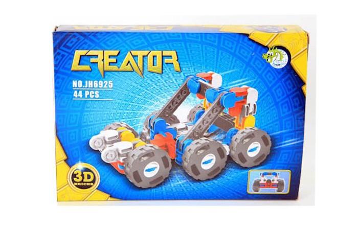Конструкторы Dragon Toys Страйп Багги JH6925 (44 элементов) конструкторы dragon toys страйп трансформер робот jh6910 148 элементов