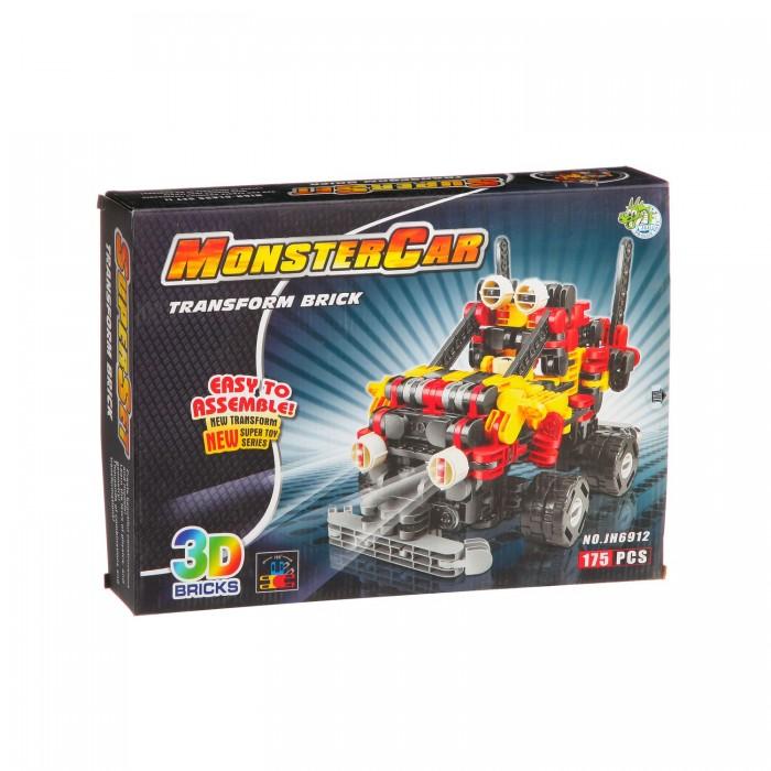 Конструкторы Dragon Toys Страйп Джип JH6912 (175 элементов) конструкторы dragon toys страйп трансформер робот jh6910 148 элементов