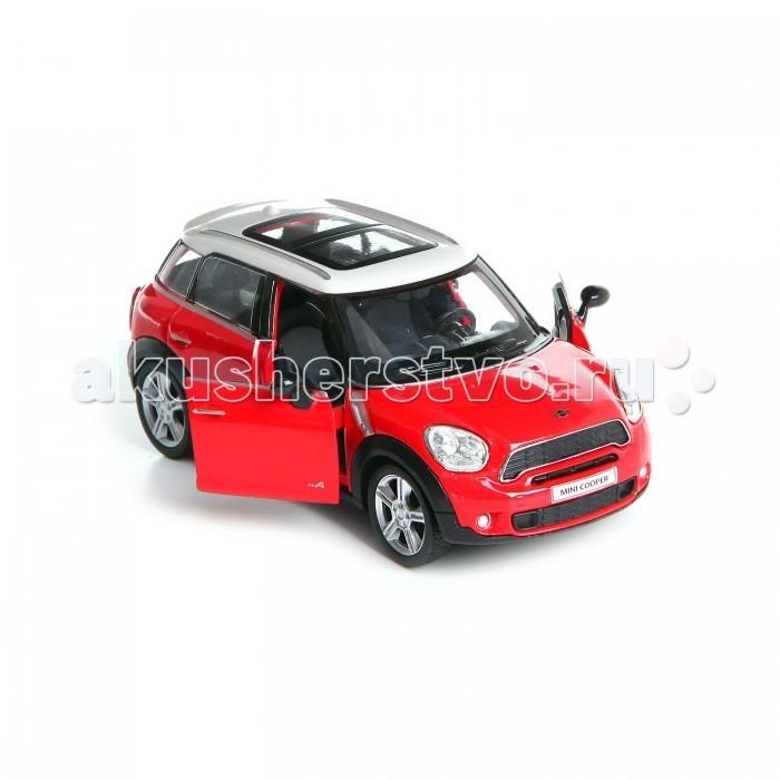Машины RMZ City Металлическая модель М1:32 Mini Cooper Countryman S 544001