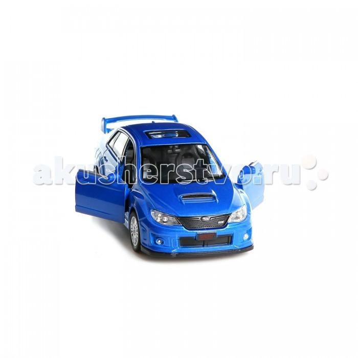Машины RMZ City Металлическая модель М1:36 Subaru WRX STI 544009 трубный ключ stillson truper sti 36 15841