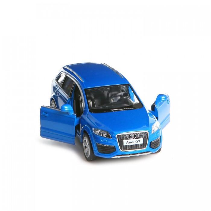 Машины RMZ City Металлическая инерционная модель М1:40 Audi Q7 V12 554016  цена и фото