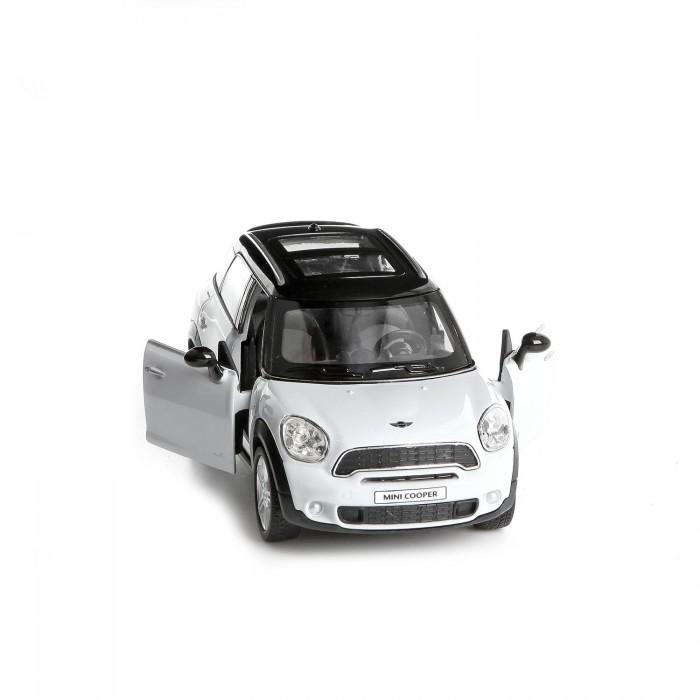 Машины RMZ City Металлическая инерционная модель М1:32 Mini Cooper Countryman S 554001 машинки s s космо