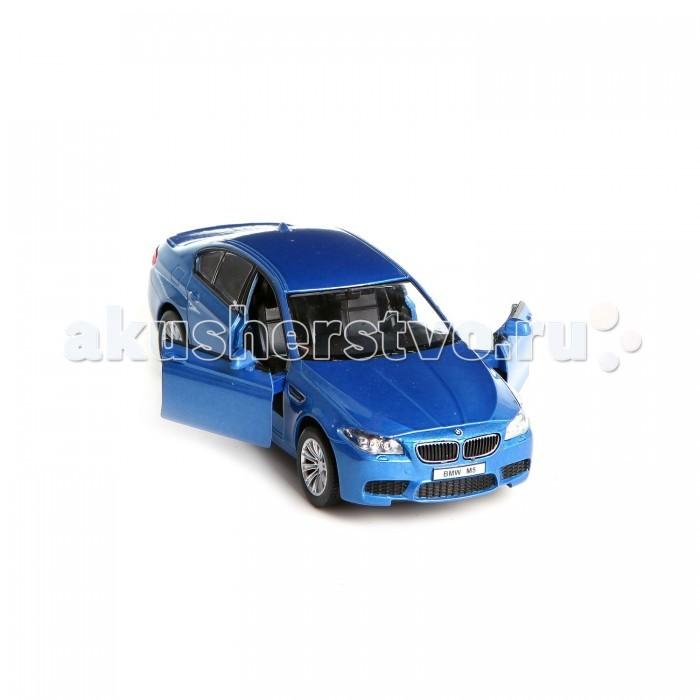 Машины RMZ City Металлическая инерционная модель М1:32 RMZ CITY BMW M5 554004 shenzhen fullfunc м1 14 bmw х5 qx 300200 м58842 в ассортименте
