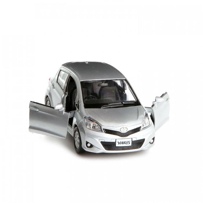 купить Машины RMZ City Металлическая инерционная модель М1:32 Toyota Yaris 554013 по цене 405 рублей