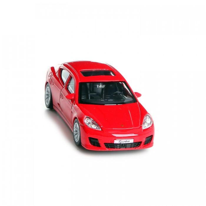 Машины RMZ City Металлическая М1:43 RMZ CITY Porsche Panamera 444009 river auto porsche panamera