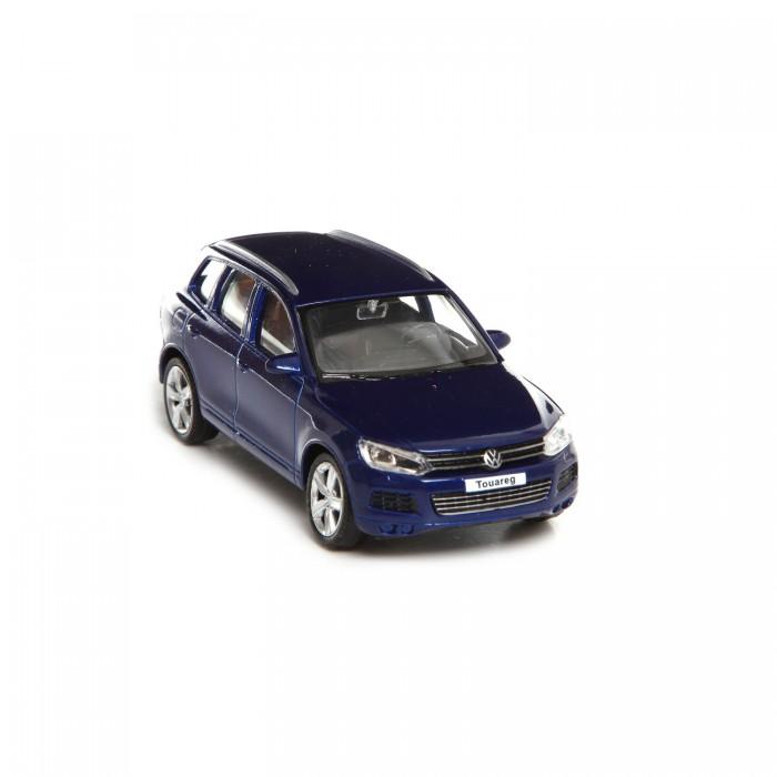 цена на Машины RMZ City Металлическая модель 4М1:43 VW Touareg II 444014