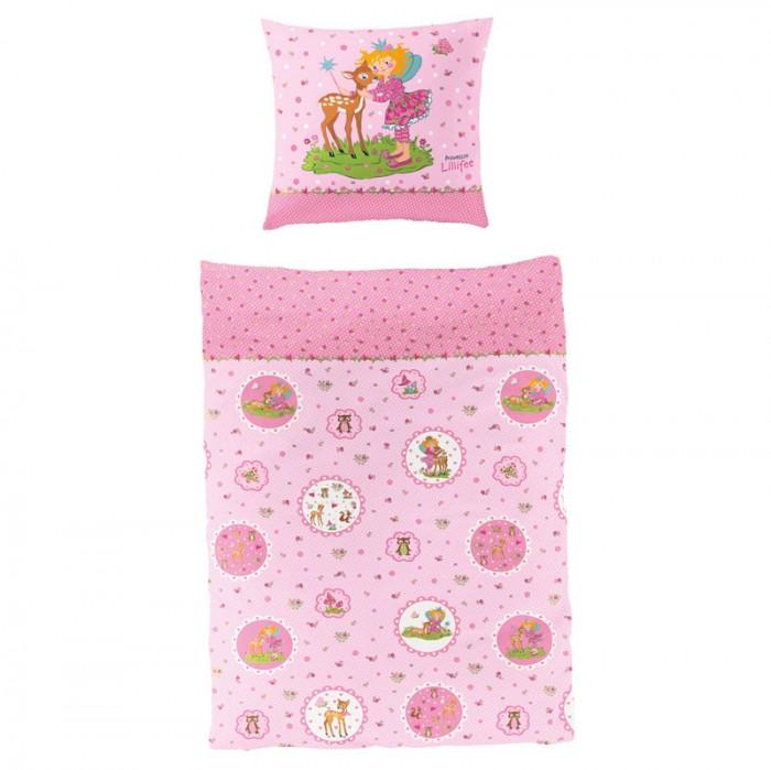 Купить Постельное белье 1.5-спальное, Постельное белье Spiegelburg Prinzessin Lillifee 93770