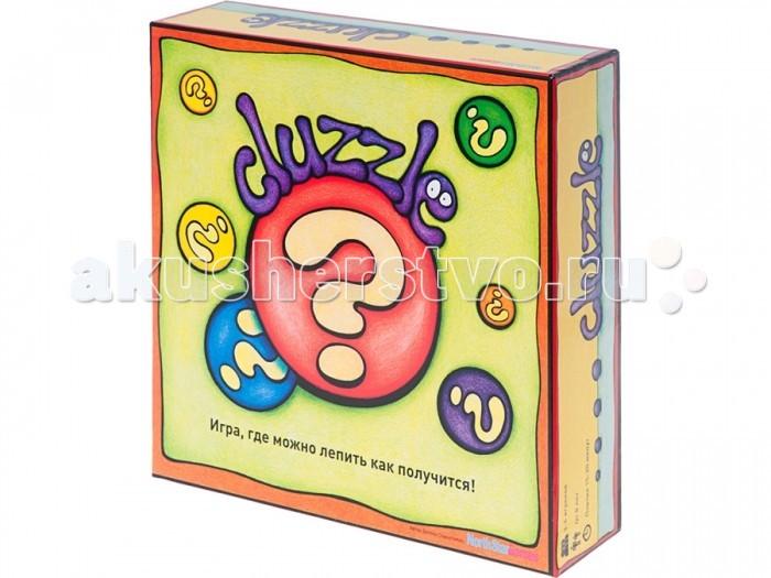 Magellan Настольная игра КлазлНастольная игра КлазлMagellan Настольная игра Клазл MAG00309  В этой игре можно и нужно лепить так, как получается. Вы берёте карточку со словами, выбираете одно и начинаете делать его из пластилина. Задача — чтобы другие игроки угадали, что получилось, но не сразу.  Я вылепил свою фигурку. Что дальше?  Дальше — у вас есть 4 вопроса на «да» или «нет» к другим игрокам. Когда все зададут свои вопросы, нужно будет написать на листке версию, что вылепил каждый.  Надо угадать, задавая вопросы?  Скорее, надо уточнить, верна ли ваша догадка, не показав правильный путь другим игрокам. Например, если вы видите, что ваш сосед поставил на стол пластилиновую лошадь, вы можете спросить: «Это лошадь?» — и если это правда, все игроки используют ваш ответ для версии. Что тогда спрашивать? Подумайте, как можно узнать что-то более туманное: например, задайте вопрос, то ли это животное, которое вы вчера видели около офиса.  Какова цель игры?  Набрать больше очков. Очки начисляются за правильные отгадки значений других фигурок, и если отгадают вашу. При этом чем позже ваша будет отгадана, тем больше очков вы получите, поэтому лепить нужно не слишком просто и очевидно. С другой стороны, если вашу фигурку вообще никто не разгадает, очков не будет, поэтому нужно найти баланс.  Я решил лепить космонавта. Как лучше?  Самое простое — вылепить фигуру в скафандре. Почти сразу будет задан конкретный вопрос, а не шлем ли это на голове — и всё станет ясно. Сложнее — лепить сценку, где участвует наш герой, например, вот так как ниже: так вариантов куда больше, и отгадка найдётся не сразу.  Здорово! Это же очень развивает фантазию!  Да, и логику тоже. Просто попробуйте поиграть в Клазл с ребёнком — и вы узнаете очень много нового о мире вокруг: например, из кондиционера свешиваются щупальца (это струи воздуха), подсолнух колючий, таракан плоский и так далее. Плюс вы очень разовьёте самое главное в интеллекте — способность распознавать образы. Вопросы на «да» и «нет» во