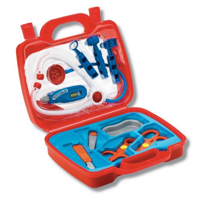 Ролевые игры Keenway Игровой набор в чемоданчике врача набор строительных инструментов keenway