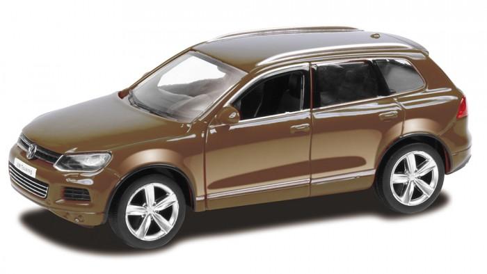 Машины RMZ City Металлическая модель 3 М1:64 Volkswagen Touareg II 344022