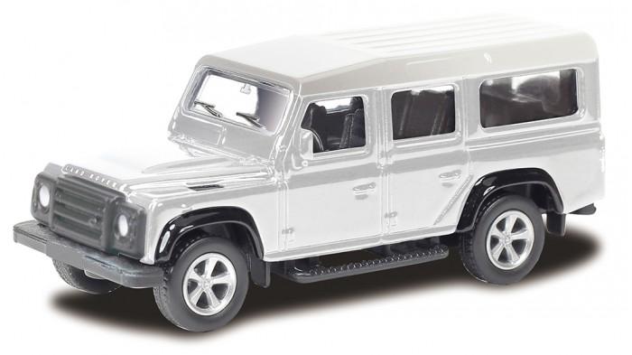 Машины RMZ City Металлическая модель М1:64 Land Rover Defender 344010 машины rmz city металлическая модель м1 64 porsche panamera turbo 344018