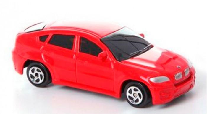 Машины RMZ City Металлическая модель М1:64 BMW X6 344002
