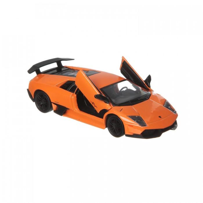 Машины RMZ City Металлическая инерционная модель М1:32 Lamborghini Murcielago LP 670-4 SV 554997 модель автомобиля lamborghini murcielago lp670 4 масштаб 1 43 39500
