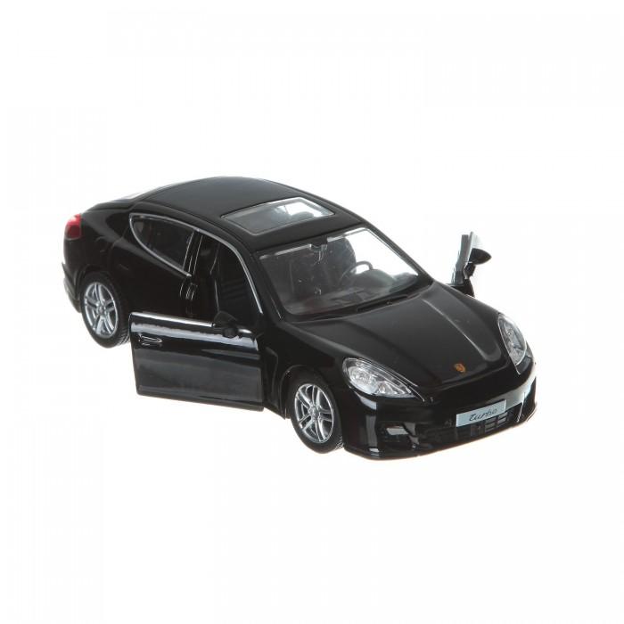 Машины RMZ City Металлическая инерционная модель М1:32 Porsche Panamera Turbo 554002 uni fortunetoys модель автомобиля porsche cayenne turbo