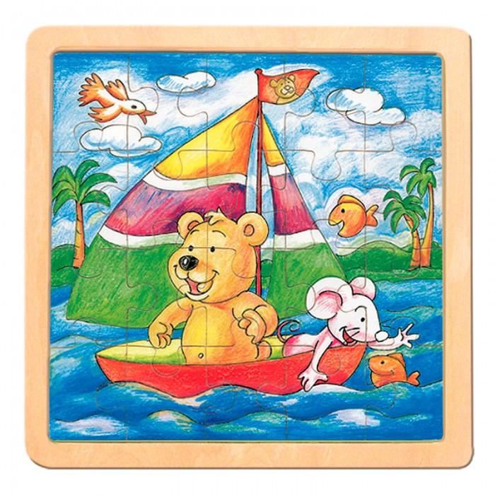 Пазлы Mertens пазл Oli & Lea игры для малышей mertens игра маленький крот 13732