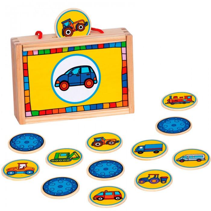 Игры для малышей Mertens Игра Найди пару транспорт