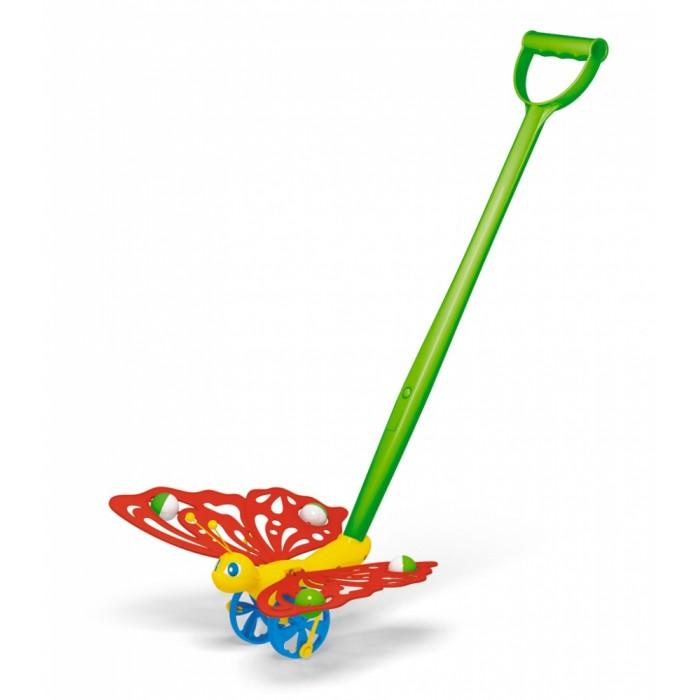 Каталки-игрушки Стеллар Бабочка музыкальные игрушки стеллар дудочка