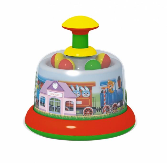Развивающие игрушки Стеллар Юла-карусель Панорама