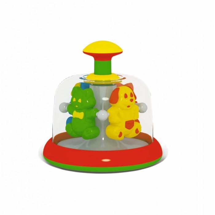 Развивающие игрушки Стеллар Юла-карусель Домашние любимцы стеллар стеллар юла домик в деревне