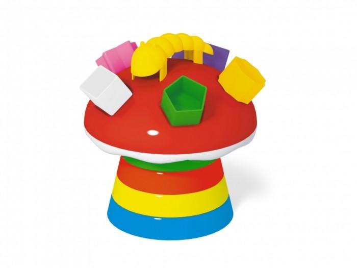 Развивающие игрушки Стеллар Логическая пирамидка Гриб