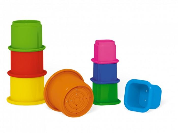 Развивающие игрушки Стеллар Занимательная пирамидка 4+4 развивающие игрушки стеллар пирамида занимательная большая
