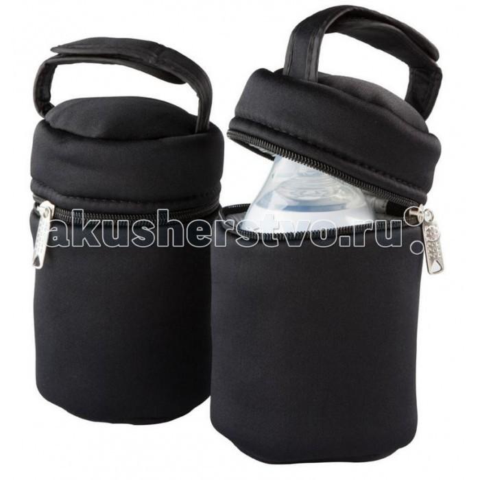Tommee Tippee Термосумки для путешествийТермосумки для путешествийТермосумки для путешествий Tommee Tippee идеально подходит для кормления на прогулке. Вы также можете просто хранить бутылочки в этой сумочке. В упаковке две штуки: в одной сумке можно держать бутылочку с теплой жидкостью, а в другой – с холодной. Легкая, компактная, стильная и удобная термосумочка незаменима в путешествиях, ее можно вешать на ручку коляски.  Особенности: Моющийся материал облегчает уход за сумками Удобная ручка для переноса и крепления к коляске Не содержит вредный для детей BPA и Бисфенола А При производстве используются самые высокие Европейские стандарты качества В комплект: 2 шт Размер: до 260 мл<br>