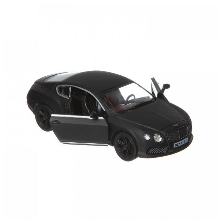 Машины RMZ City Металлическая инерционная модель М1:32 Bentley Continental GT V8 554021M машинки технопарк машина технопарк металлическая инерционная bentley continental