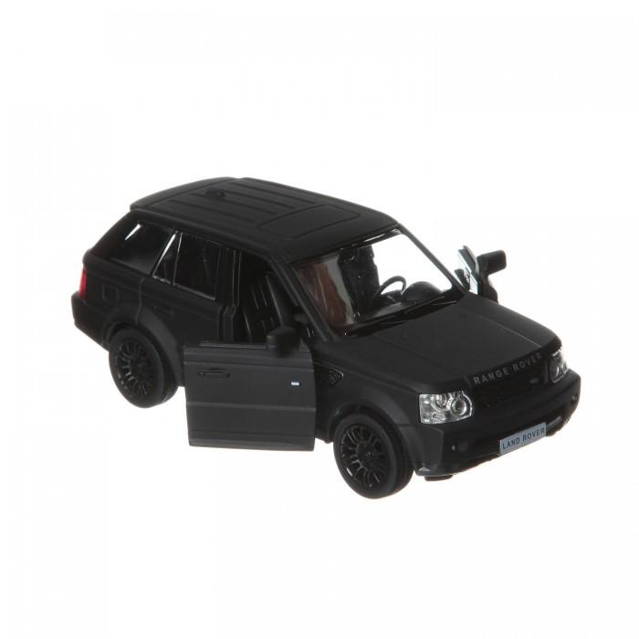 Машины RMZ City Металлическая инерционная модель М1:32 Land Rover Range Rover Sport 554007M машина pitstop land rover range rover sport black ps 554007 bl
