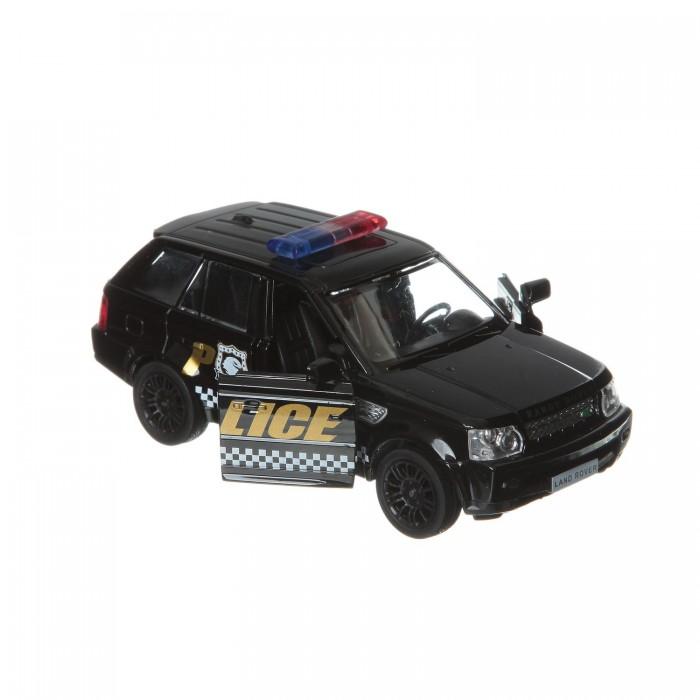 Машины RMZ City Металлическая инерционная модель М1:32 Land Rover Range Rover Sport-полиция 554007P autotime квадроцикл sport полиция