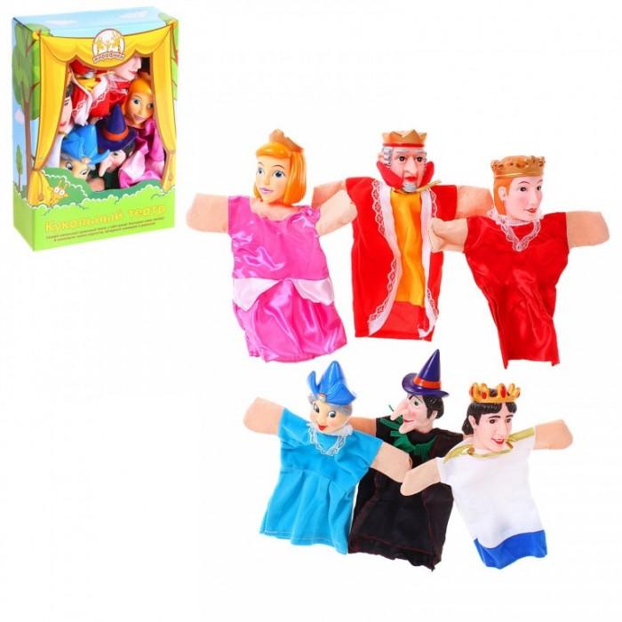 Жирафики Кукольный Театр Спящая красавица (6 кукол)