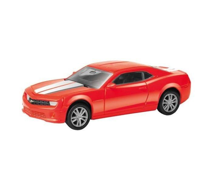 Машины RMZ City Металлическая модель М1:64 Chevrolet Camaro 344004 автомобиль autotime chevrolet camaro 1 64 цвет в ассортименте в ассортименте 49941