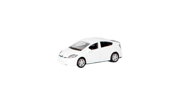 Машины RMZ City Металлическая модель М1:64 Toyota Prius 344015 cawanerl 2 x car led fog light drl daytime running lamp 12v white for toyota prius hatchback zvw3 1 8 hybrid 2009 onwards
