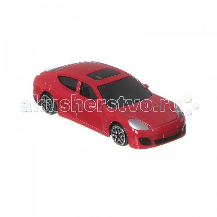 Машины RMZ City Металлическая модель М1:64 JUNIOR Porsche Panamera Turbo 344018S river auto porsche panamera