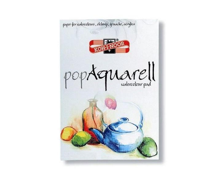 Принадлежности для рисования Koh-i-Noor Папка для рисования Pop Aquarell A4 10 листов