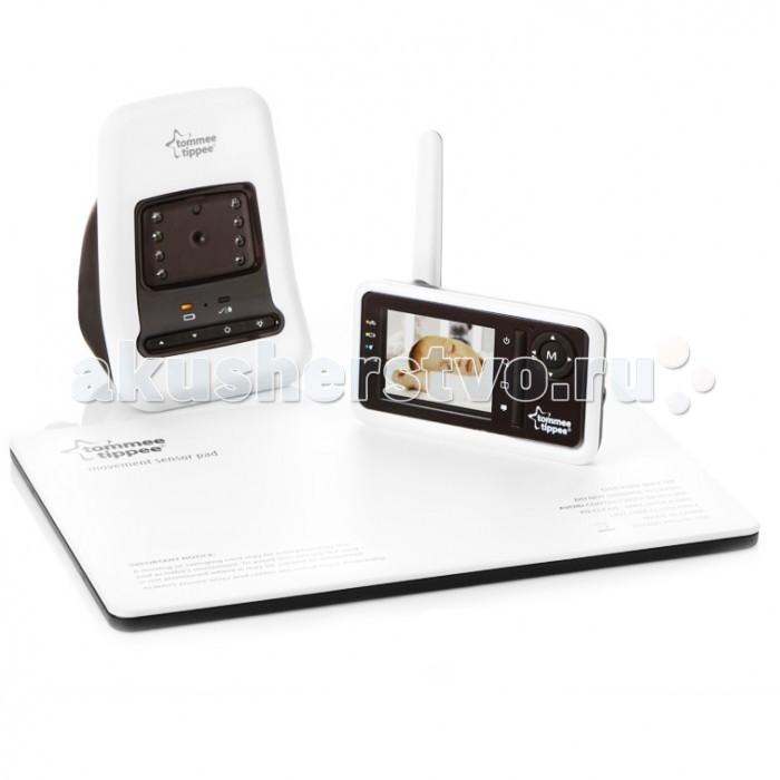Безопасность ребенка , Видеоняни Tommee Tippee Видеоняня цифровая с технологией DECT и сенсором дыхания арт: 14458 -  Видеоняни