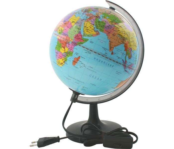 Rotondo Глобус политический с подсветкой 20 см новая карта