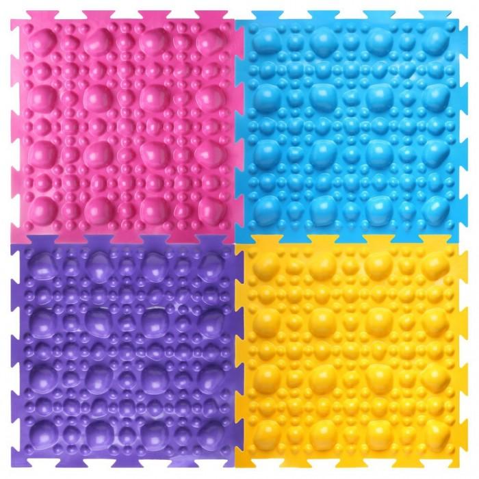 Купить Ортопедические коврики, ОртоДон модульный Камни (мягкий)