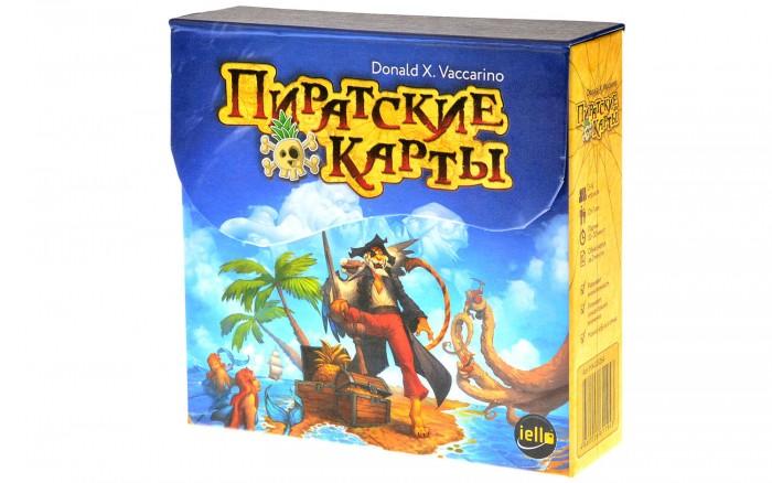 Настольные игры Magellan Настольная игра Пиратские карты magellan настольная игра 7 на 9