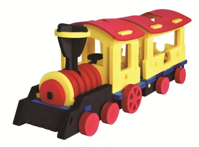 Конструкторы Bebox Экспресс поезд 76 деталей wwt деревянный конструктор веселый поезд сафари