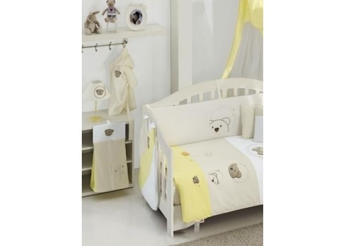 Постельные принадлежности , Карманы и панно Kidboo Прикроватная сумка Little Bear арт: 14592 -  Карманы и панно