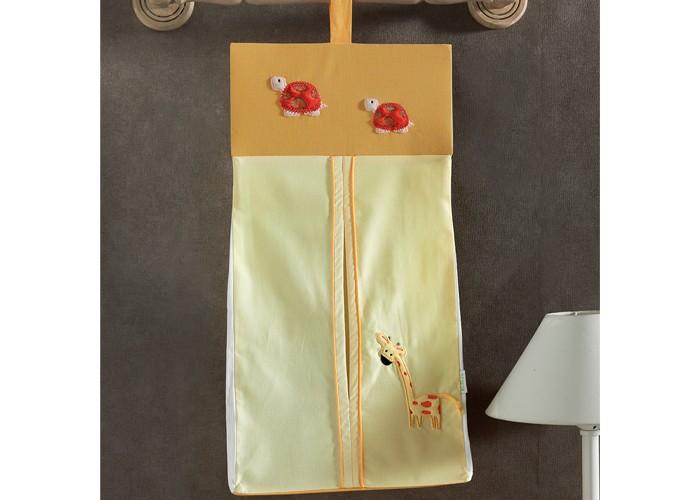 Постельные принадлежности , Карманы и панно Kidboo Прикроватная сумка My Animals арт: 14596 -  Карманы и панно
