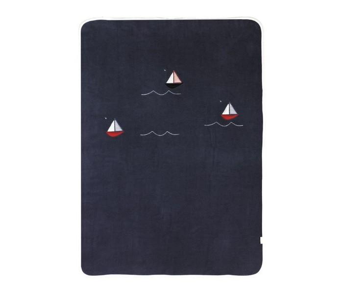 Пледы Kidboo Blue Marine флисовый пледы sleepy плед с рукавами для двоих