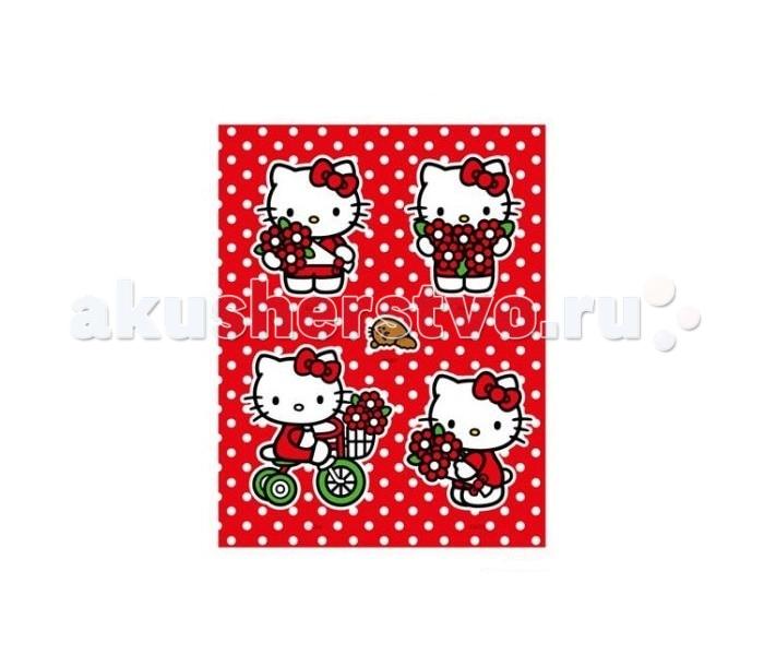 Всё для лепки Action Настольное пластиковое покрытие для лепки Hello Kitty А3 action настольная подкладка для лепки hello kitty 43 х 32 см